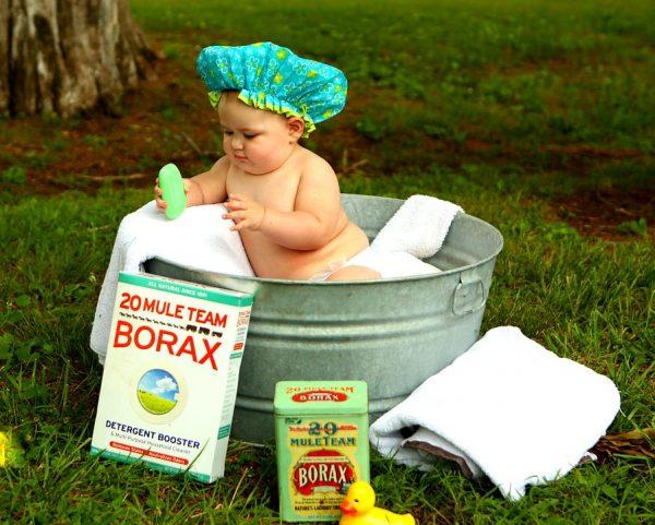 パパと赤ちゃんのスキンシップ!楽しいお風呂タイム